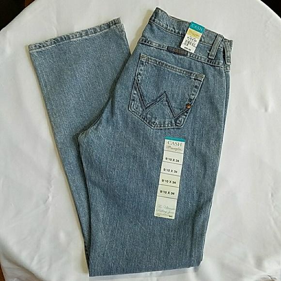 ce204ee7 Wrangler Jeans | Cowgirl Cut Cash | Poshmark